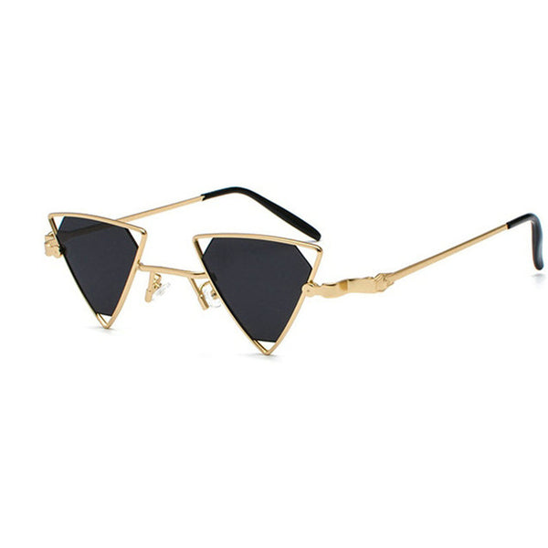 Triangle Raver Sunglasses | Rave Outfit