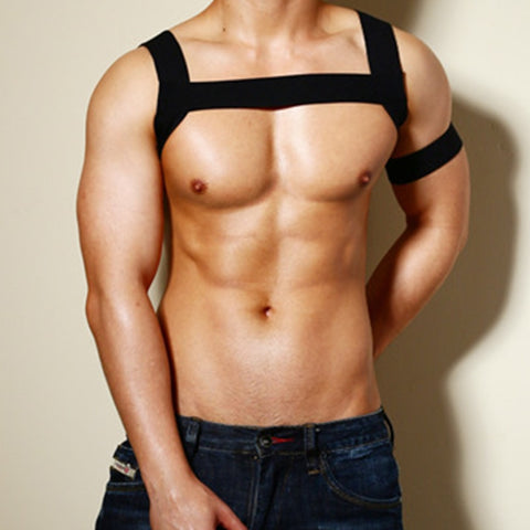 Mens Body Chest Strap