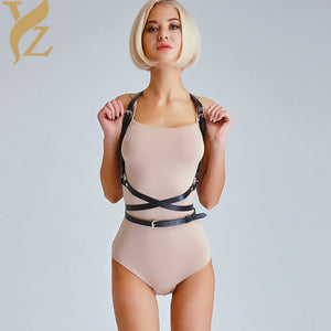 Sexy Body Harness Strap | Rave Outfit