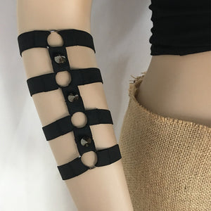 Single Arm Strap | Rave Outfit