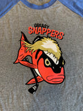 Greasy Snappers Jersey 3/4 Tee