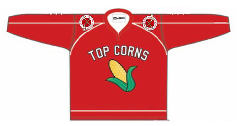 Top Corn Jerseys - No Name/No Number