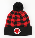 OTB Plaid Toque