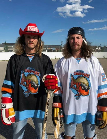 Greasy Snappers Jersey