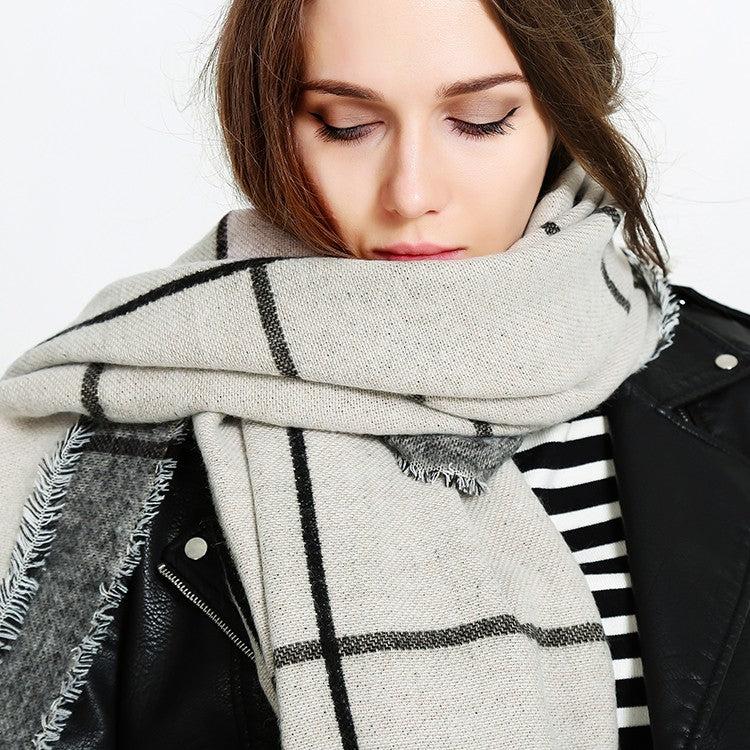 2017 Cashmere Winter Scarf