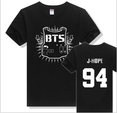 BTS Cotton Tees