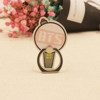 BTS Finger Stand Holder Rings