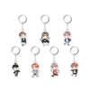 BTS 4th Anniversary Album Key Chain