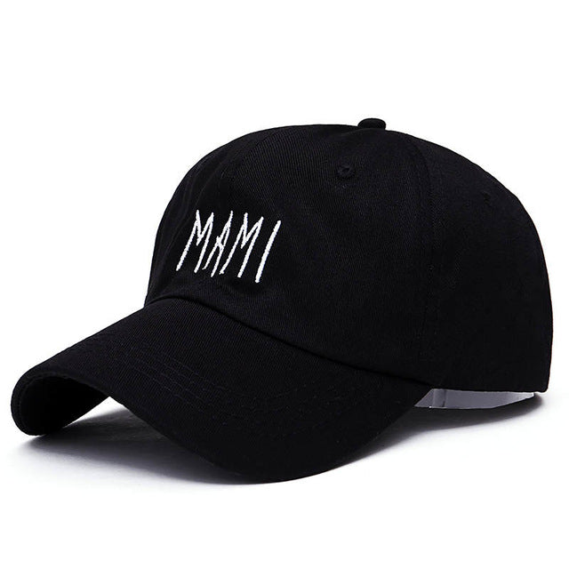 Daddy Mami Baseball caps