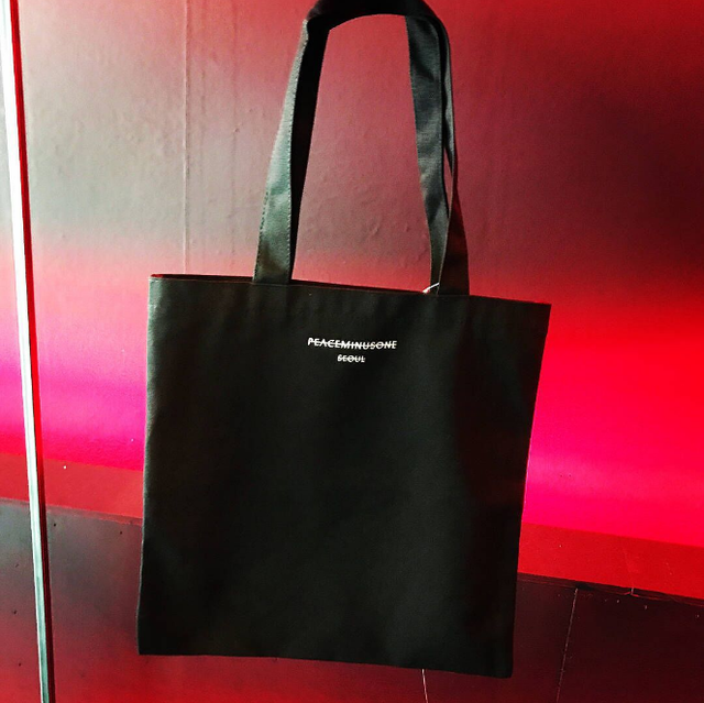 GD PEACEMINUSONE Hand bag