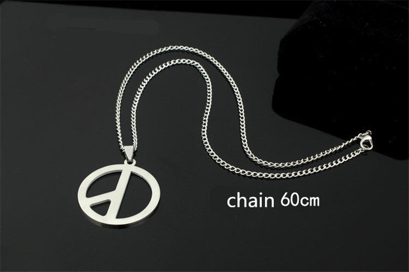 Bigbang GD Peaceminusone Necklace