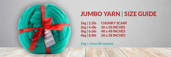 World of Wool Merino Jumbo Yarn Shade Unicorn