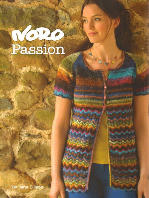 Noro Passion Book - Knit One Purl One Yarns