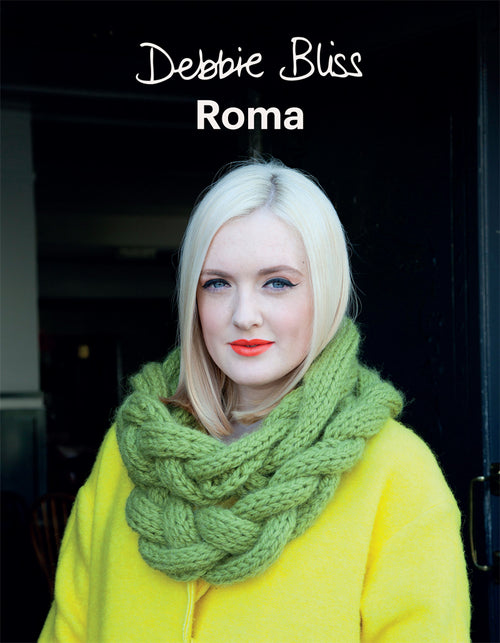 Debbie Bliss Roma Book - Knit One Purl One Yarns