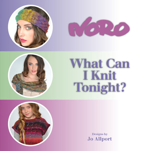 Noro What Can I Knit Tonight Book