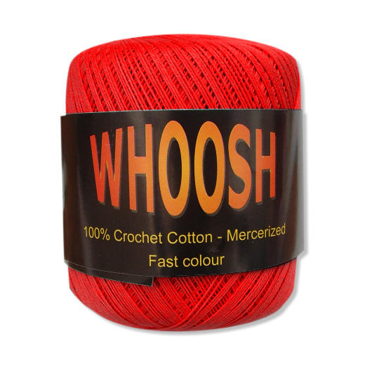 Whoosh Crochet Cotton - Knit One Purl One Yarns