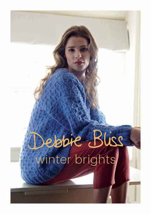 Debbie Bliss Winter Brights Book - Knit One Purl One Yarns