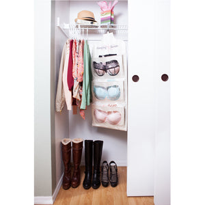 closet storage see through lingerie organizer storage closet bra storage bra organizer garments clear storage closet bra hanger