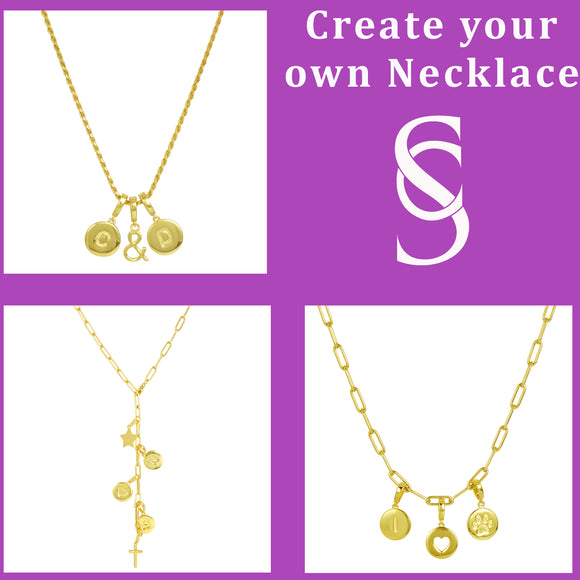 Create your Own Personalized Jewelry