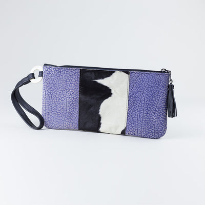 Heroe Clutch Purple Bone handle