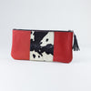Heroe Clutch Red Leather handle
