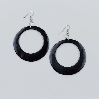 Esaha Earring Black