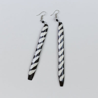 Omuka Long Drop Earring - oboralux
