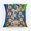 Mask Kitenge Pillow