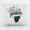 Love Africa Pillow - oboralux