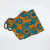 Kakira Kitenge Eco Tote - Orange