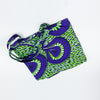 Kakira Kitenge Eco Tote - Purple