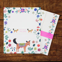 Aiko Fukawa Letter Set - Fox
