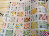 Limited Edition mt Wraps  Washi Wrapping Paper - mt Stamps for holiday packaging, gift wrapping