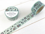 Eric Small Things Japanese Washi Masking Tape