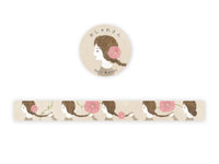 Akira Kusaka Washi Masking Tape - Miss Fashionable