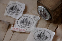 Lin Chia Ning / Metal Stamp - Forest (S)