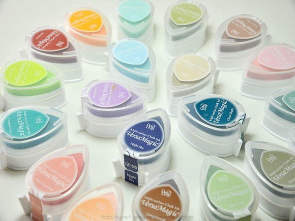 Tsukineko Versa Magic Dew Drop Chalk Ink Pads