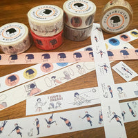 Masco Eri Japanese Washi Tape - Ballon