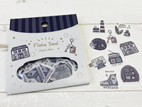 Eric Small Things Japanese Washi Masking Stickers / Seal bits