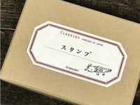 High Quality Letterpress Water Paste Label Book