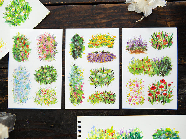 OURS Transfer Sticker Set - Bright Bloom  (3 pieces)
