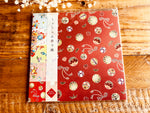 Traditional Japanese Origami Paper / 15 x15 cm , 20 sheets for craft projects, gift wrapping