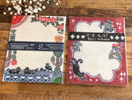 Japanese Paper Letter Sets - Mihoko Seki on High Quality Paper