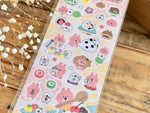 Kanahei's Sheet of Sticker / Japanese Sweets