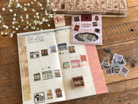 Japanese Washi Masking Stickers / Seal bits - Little Shops