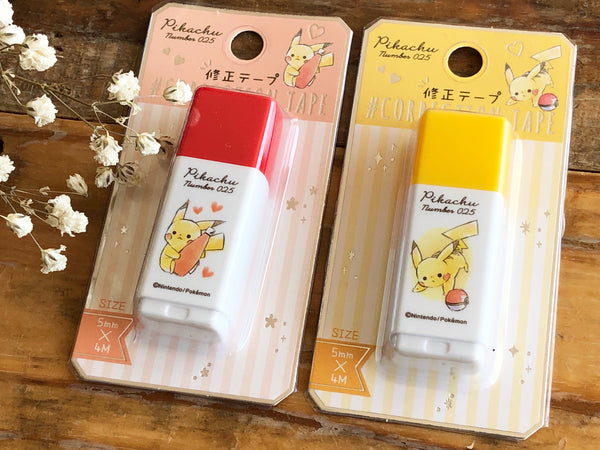 Pikachu Correction Tape / Whiteout at your choice