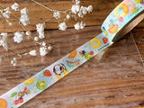 Japanese Washi Deco Tapes / Snoopy 15mm
