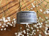Vintage Style Japanese Masking Tape - Vintage Tickets 24mm wide