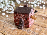 "Lovely one-of-a- kind handmade clay house from ""Casetta"" - Brick Houses"