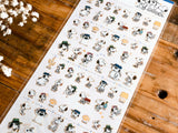 Sheet of Sticker - Snoopy